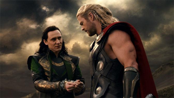 Thor 2: Le monde des Ténèbres, le film de 2013