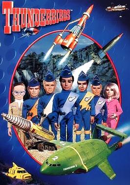 Les sentinelles de l'air, la série de 1965