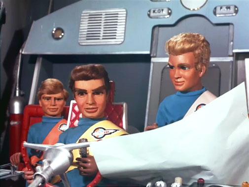les sentinelles de lair 1965