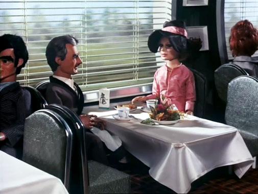 Les sentinelles de l'air S01E03: Lady Penelope en danger
