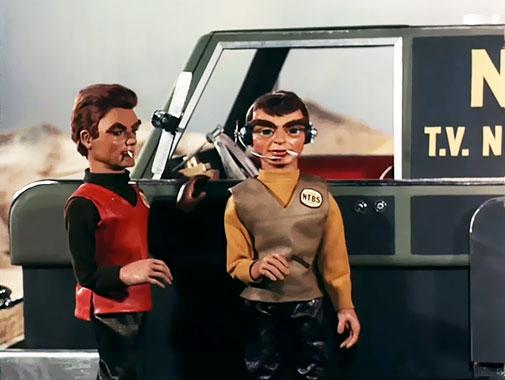 Les sentinelles de l'air S01E04: Terreur à New-York (1965)