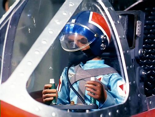 Les sentinelles de l'Air S01E05: Essais en vol (1965)