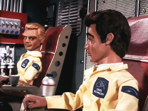 Les sentinelles de l'Air S01E06: Le pont (1965)