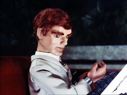 Les sentinelles de l'Air S01E07: Le bracelet (1965)