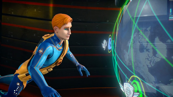 Thunderbirds Are Go S03E02: Chaos - Seconde partie (2018)