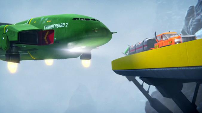 Thunderbirds Are Go S03E03: La route de la Destruction (2018)