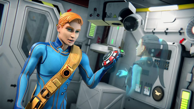 Thunderbirds Are Go S03E05: Croissance douloureuse (2018)