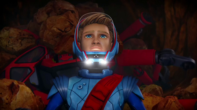 Thunderbirds Are Go! S03E06: Signes de vie (2018)