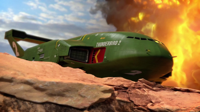 Thunderbirds Are Go S03E09: Tout feu, tout flamme (2018)