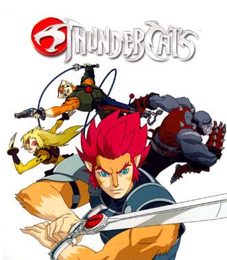Thundercats, la série animée de 2011