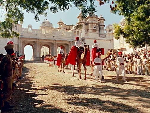 Le tigre du Bengale, le film de 1959