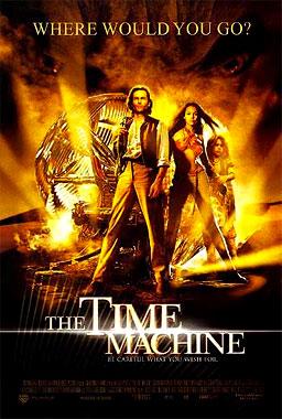 La Machine à explorer le Temps, le film de 2002
