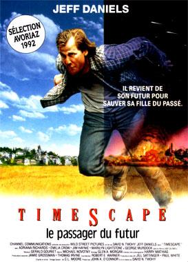 Timescape - le passager du Futur, le film de 1992