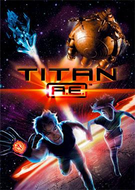 Titan A.E., le film animé de 2000