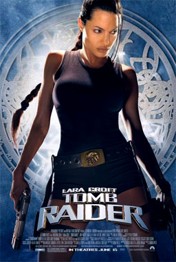 Lara Croft: Tomb Raider, le film de 2001