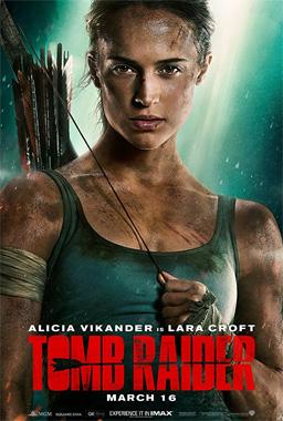 Tomb Raider, le film de 2018