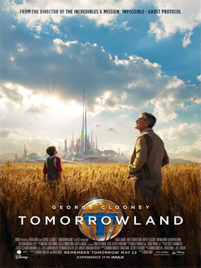 Tomorrowland, le film de 2015