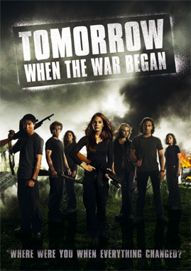 Demain, quand la guerre a commencé, le film de 2010