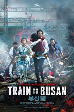 Dernier train pour Busan, le film de 2016