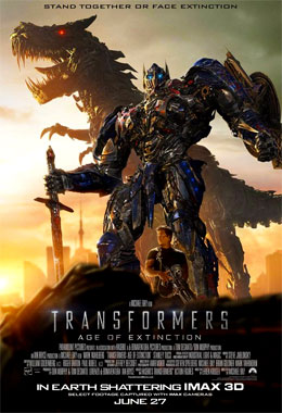 Transformers 4: Extinction (2014)