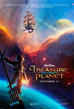 La Planète au Trésor, le film animé de 2002.