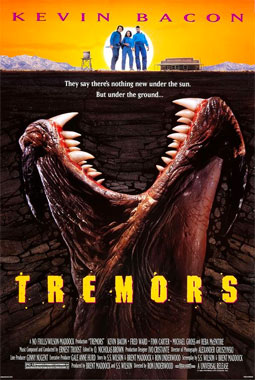 Tremors, le film de 1990