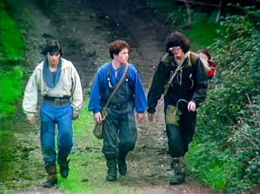 Les Tripodes, la série télévisée de 1984