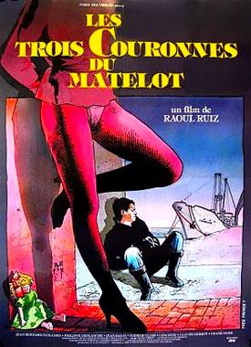 Les trois couronnes du matelot, le film de 1983