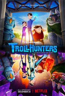 Trollhunters, la série animée de 2016