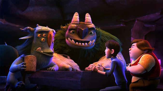 Chasseurs de Trolls, la série animée de 2016