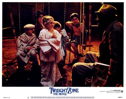 La quatrième dimension, le film de 1983