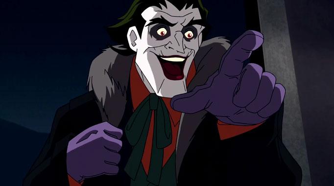 Batman: Sous le Masque Rouge, le film animé de 2010