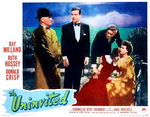 La falaise mystérieuse, le film de 1944