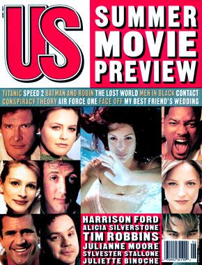 US Magazine numéro 233, juin 1997