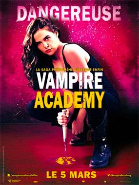 Vampire Academy, le film de 2014 poster