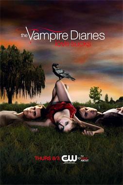 The Vampire Diaries, la série de 2009