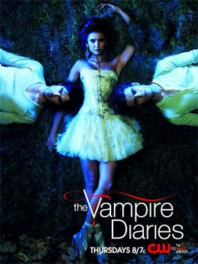 The Vampire Diaries, la saison 2 de 2010 de la série de 2009
