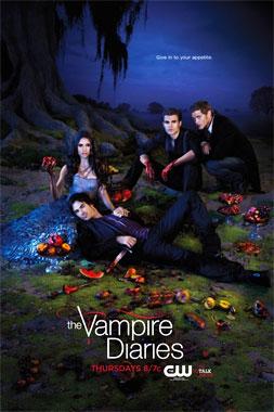 The Vampire Diaries, la saison 3 de 2012 de la série de 2009