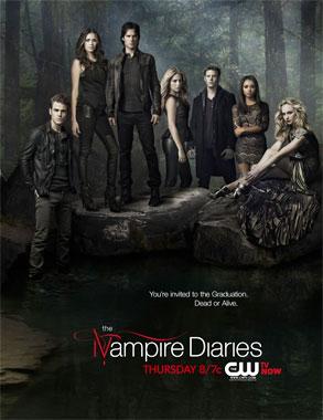 The Vampire Diaries, la saison 4 de 2013 de la série de 2009
