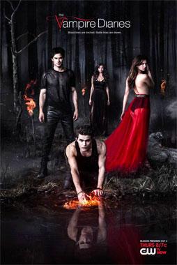 The Vampire Diaries, la saison 5 de 2014 de la série de 2009