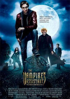 L'assistant du vampire, le film de 2009