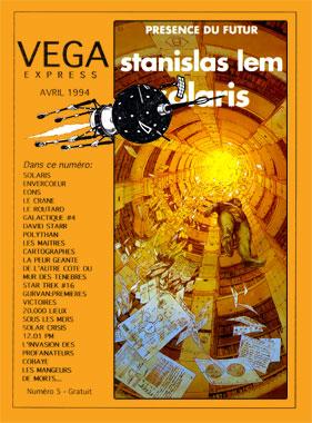 Véga Express le numéro 05 d'avril 1994