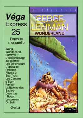 Véga Express le numéro 25 de février 1997