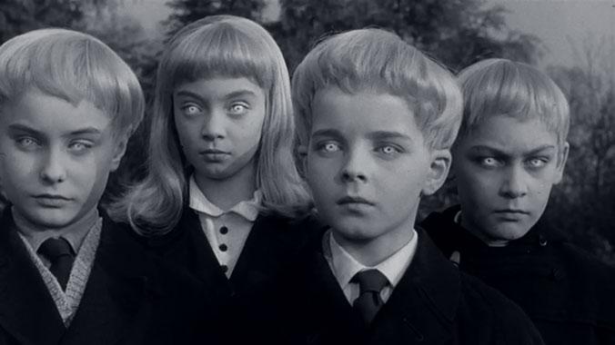 Le village des damnés, le film de 1960