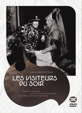 Les visiteurs du soir (1942), le DVD français de 2009