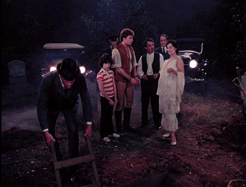Voyages au bout du Temps, la série de 1982