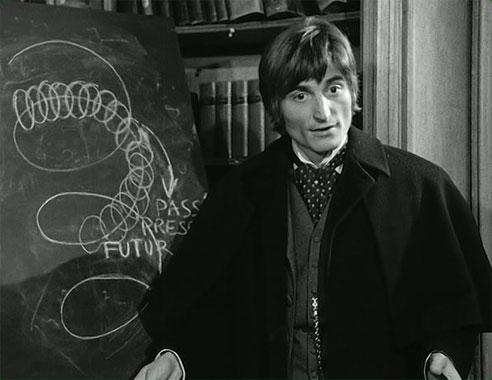 Le Voyageur des siècles, la mini-série de 1971