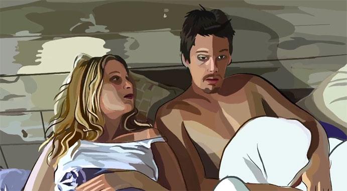 Waking Life, le film de 2001