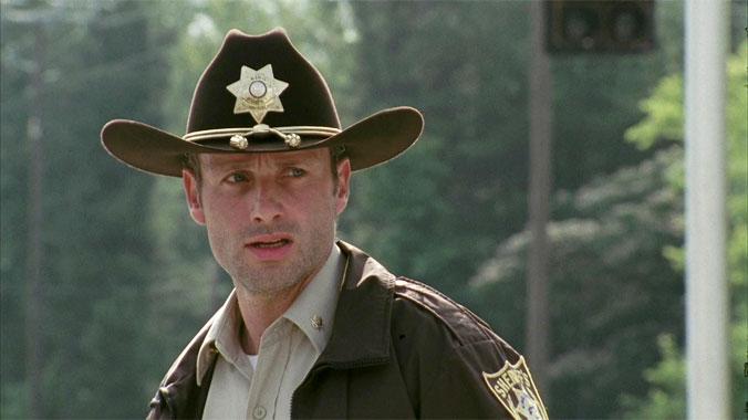 The Walking Dead S01E01: Passé décomposé (2010)