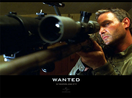 Wanted, le film de 2008
